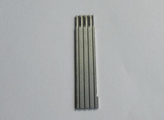 Plastic mold parts